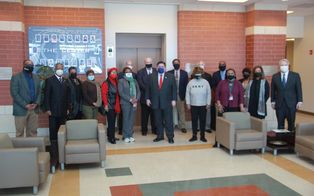 Restoring the Community's Center with the Community Mental Health Centers (CMHC) Grant